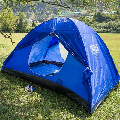 Camping Dome Tent (Rubber Loop)