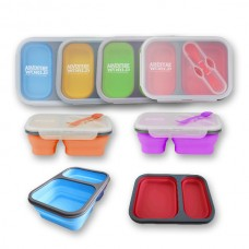 Foldable Lunchbox / Collapsible Lunchbox