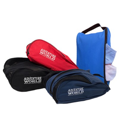 Shoebag With Compartment