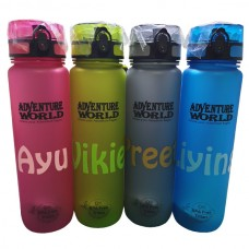1L Tritan BPA-Free Water Bottle with Personalised Names