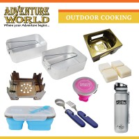 Outdoor Cooking Necessities