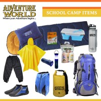 Camping Necessities (for school camps)
